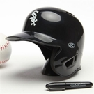 Chicago White Sox Major League Baseball® MLB Mini Batting Helmet