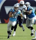 Christian McCaffrey - Carolina Panthers / Stanford Cardinals - Autograph Signing - Deadlline for Mail-in items February 24th, 2021