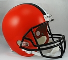 Cleveland Browns Riddell NFL Full Size Deluxe Replica Football Helmet