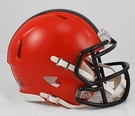 Cleveland Browns Speed Riddell Mini Football Helmet