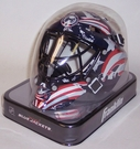 Columbus Blue Jackets Franklin Sports NHL Mini Goalie Mask