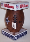 Dallas Cowboys 11 inch Throwback Junior Size Football