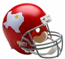 Dallas Texans 1960-1962 Throwback Riddell NFL Full Size Deluxe Replica Football Helmet