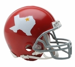 Dallas Texans 1960-1962 Throwback VSR4 Riddell Mini Football Helmet