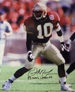 Derrick Brooks - Autographed FSU Florida State Seminoles 16x20 photo