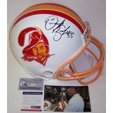 0fb961dfc Derrick Brooks - Autographed Official Full Size Riddell Authentic Proline  Football Helmet - Tampa Bay Bucs