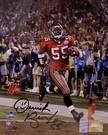 Derrick Brooks - Autographed Tampa Bay Bucs 16x20 photo