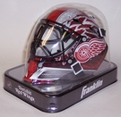 Detroit Red Wings Franklin Sports NHL Mini Goalie Mask