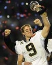 Drew Brees - New Orleans Saints - Autograph Signing Deadlline for Mail in extended to August 19th, 2020