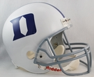 Duke Blue Devils Riddell NCAA Full Size Deluxe Replica Football Helmet