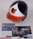 Eddie Murray - Riddell - Autographed Batting Mini Helmet - Baltimore Orioles - PSA/DNA