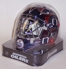 Edmonton Oilers Franklin Sports NHL Mini Goalie Mask