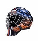 Edmonton Oilers NHL Full Size Youth Goalie Mask