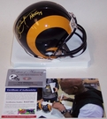 Eric Dickerson - Riddell - Autographed Mini Helmet - Los Angeles Rams Throwback - PSA/DNA