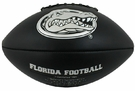 Florida Gators Logo Full Size Black Football