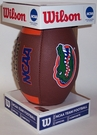 Florida Gators Logo Full Size Football - Wilson F1738