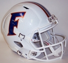 Florida Gators White Riddell NCAA Full Size Deluxe Replica Speed Football Helmet