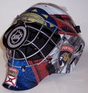 Florida Panthers Full Size Youth Goalie Mask