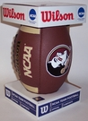 Florida State Seminoles FSU Logo Full Size Football - Wilson F1738