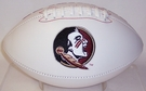 Florida State Seminoles FSU Logo Full Size Signature Series Football