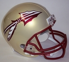 Florida State Seminoles Riddell NCAA Full Size Deluxe Replica Football Helmet - 2014 Logo