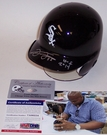Frank Thomas - Riddell - Autographed Batting Mini Helmet - Chicago White Sox - PSA/DNA