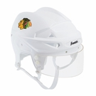 Franklin Sports NHL Helmet Chicago Blackhawks Mini Player