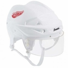 Franklin Sports NHL Helmet Detroit Redwings Mini Player