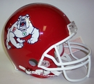 Fresno State Bulldogs Riddell Authentic NCAA Full Size On Field Proline Football Helmet
