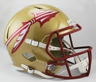 FSU Florida State Seminoles Riddell NCAA Full Size Deluxe Replica Speed Football Helmet