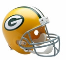 Green Bay Packers 1961-1979 Throwback Riddell NFL Full Size Deluxe Replica Football Helmet