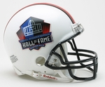 Hall of  Fame VSR4 Riddell Mini Football Helmet