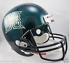 Hawaii Warriors Riddell NCAA Full Size Deluxe Replica Football Helmet