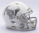 Houston Texans - ICE alternate Speed Riddell Mini Football Helmet