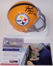 Jack Ham - Riddell - Autographed Mini Helmet - Pittsburgh Steelers - PSA/DNA