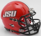 Jacksonville State Speed Riddell Mini Football Helmet