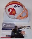 Jameis Winston - Riddell - Autographed Mini Helmet - Tampa Bay Bucs Throwback - PSA/DNA