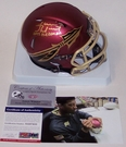 Jameis Winston - Riddell - Autographed Speed Mini Helmet - FSU Seminoles - PSA/DNA