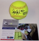 Jennie Finch - Autographed Official Rawlings Softball - PSA/DNA