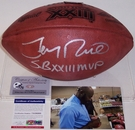 Jerry Rice - Autographed Official Wilson Super Bowl XXIII NFL Football - PSA/DNA