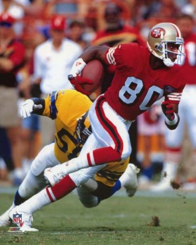 Jerry Rice San Francisco 49ers Autograph Signing Deadlline For Mail In June 11th 2020