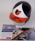Jim Palmer - Riddell - Autographed Batting Mini Helmet - Baltimore Orioles - PSA/DNA