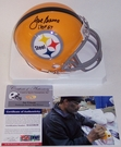 Joe Greene - Riddell - Autographed Mini Helmet - Pittsburgh Steelers - PSA/DNA