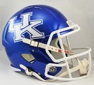 Kentucky Wildcats Riddell NCAA Full Size Deluxe Replica Speed Football Helmet