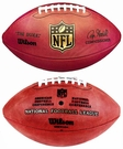 Kirk Cousins - Autographed Official Wilson NFL Leather Game Full Size Football