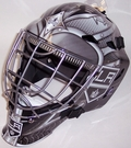 LA Los Angeles Kings NHL Full Size Youth Goalie Mask