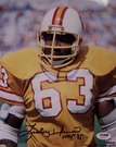 Lee Roy Selmon - Autographed 8x10 photo Tampa Bay Bucs - PSA/DNA