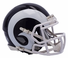 Los Angeles Rams Speed Riddell Mini Football Helmet