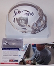 Marcus Allen - Riddell - Autographed ICE Speed Mini Helmet - Oakland Raiders - PSA/DNA