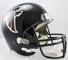 Matt Ryan - Autographed Atlanta Falcons Riddell Full Size Deluxe Football Helmet